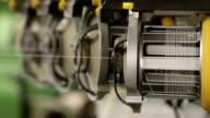 Textil-Maschine