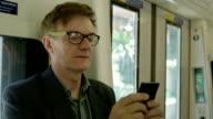 Texting train