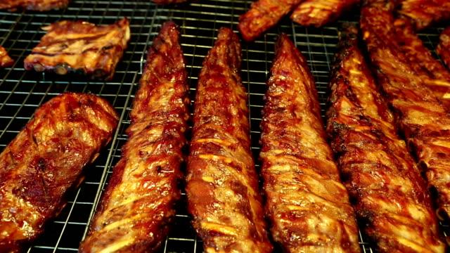 Thai Grilled Pork Ribs