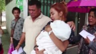 Thai media came under fire Wednesday for publishing images of a man killing his infant daughter in a Facebook Live video a case that sparked outrage...