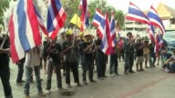 Thai opposition protesters besiege several more ministries in Bangkok in a bid to topple the government as Prime Minister Yingluck Shinawatra faces a...