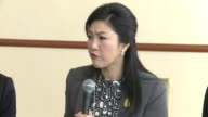 Thai Prime Minister Yingluck Shinawatra hits out at critics and says election is the best way forward CLEAN Thai PM hits out at critics on January 17...