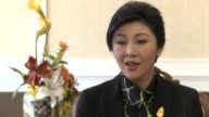 Thai Prime Minister Yingluck Shinawatra said Wednesday she was confident the military would not launch another coup to try to end the kingdoms...