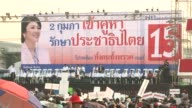 Thai Prime Minister Yingluck Shinawatra's party on Saturday kicked off campaigning for February elections in the face of an opposition boycott and...