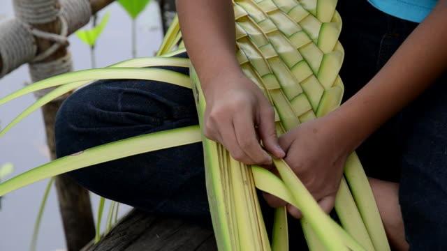 Thai traditionelle Handwerkskunst