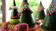 Thai Traditional Wedding Accessories.