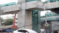 Thailand construction non safety on street