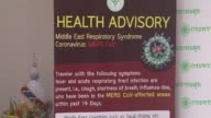 Thailand says a 75yearold man from Oman is confirmed to have MERS in Southeast Asia's first case of the virus since an outbreak in South Korea that...