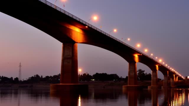 Thai-Laos Brücke