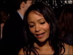 Thandie Newton at the Premiere of 'The Truth About Charlie' at Academy Theater in Beverly Hills California on October 16 2002