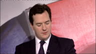 Osborne speech For a while almost everyone was persuaded and even amongst the sceptics almost nobody put the whole picture together As I said in my...