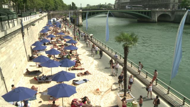 The 11th edition of ParisPlages ended on Sunday in weather more akin to the Cote d'Azur than the capital as tourists and locals alike enjoyed the...
