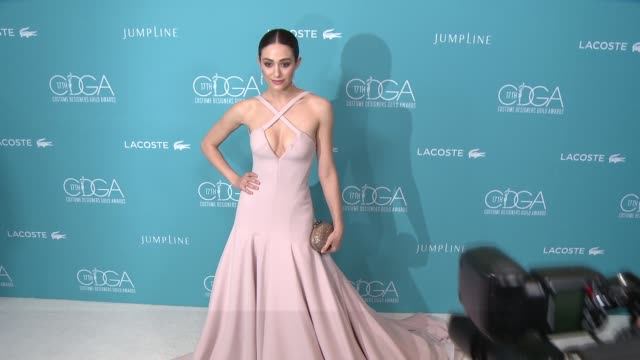 CLEAN The 17th Costume Designers Guild Awards in Los Angeles CA