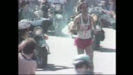 The 1982 Boston Marathon the 'Duel in the Sun' Alberto Salazar vs Dick Beardsley A classic marathon competition