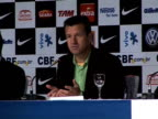 The 23strong Brazil squad for the 2010 World Cup was announced by the team's coach Dunga on TuesdayRio de Janeiro Brazil
