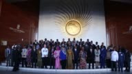 The 33rd Ordinary Session of the Permanent Representatives Committee of the African Union is held at AU Headquarters in Addis Ababa Ethiopia on...