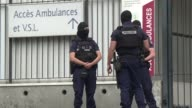 The 36 year old Algerian man suspected of ramming his car into soldiers outside a barracks in a Paris suburb on Wednesday injuring six has been...