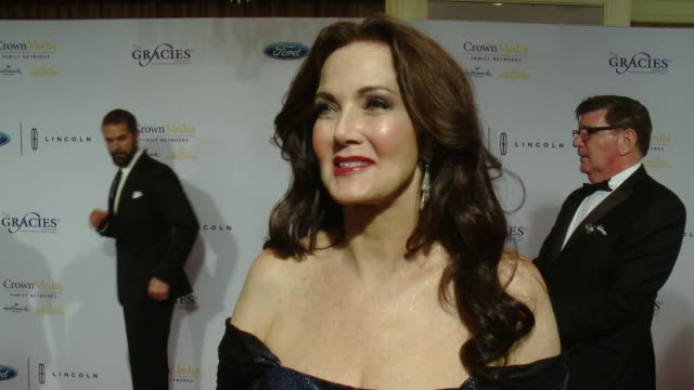 EDIT The 41st Annual Gracie Awards in Los Angeles CA