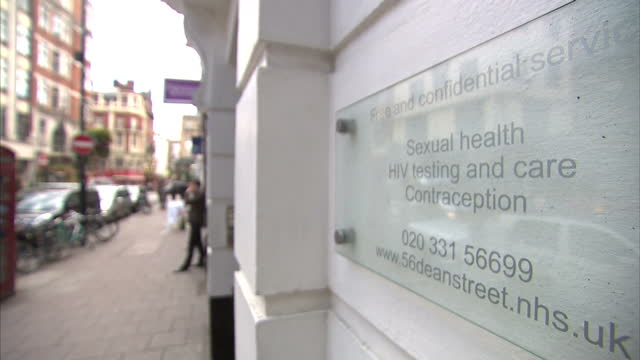 the 56 Dean street clinic in central London sent out a group email to almost 800 patients by mistake rather than emailing them individually Showing...