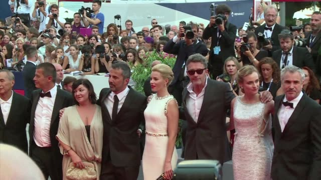 The 72nd edition of the Venice Film Festival kicked off on Wednesday with celebrities like Jake Gyllenhaal and Alfonso Cuaron walking the red carpet...