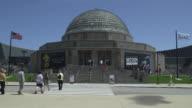 The Adler Planetarium, Chicago