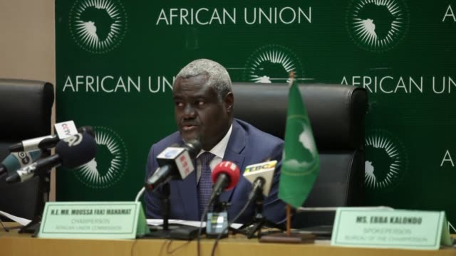 The African Union Commission insisted that there was no coup in Zimbabwe despite the intervention of the army ahead of the announcement of the...