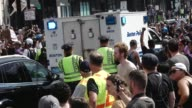 The altright attempted to hold a 'free speech' rally in Downtown Boston but the small group of altright demonstrators were overwhelmed by thousands...