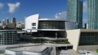The American Airlines Arena - Miami, Florida