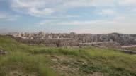 The Amman Citadel - a national historic site at the centre of downtown Amman, Jordan.
