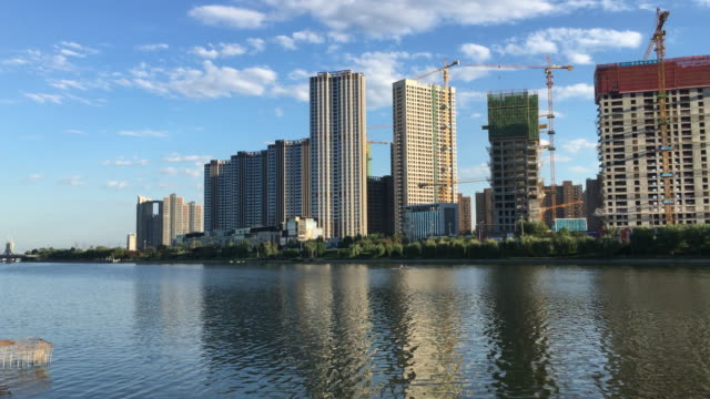 The amount of real estate transactions in July in the first and second tiered Chinese cities have fallen down and in August the supply and the...