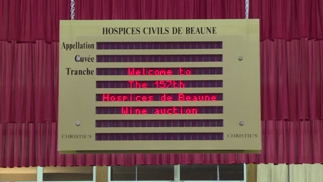 The annual Hospices de Beaune wine auction took place on Sunday with proceeds from the sale of two Piece des Présidents barrels going to three...