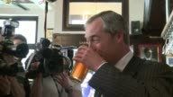 The anti immigration UK Independence Party UKIP was celebrating some of its best ever results on Friday following local elections which delivered a...