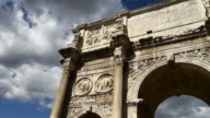 The Arch of Constantine or Arco di Costantino