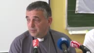 The archbishop of Rouen in Krakow to attend World Youth Day gives his reaction to the killing of an elderly Catholic priest in the Normandy town of...