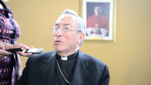 The archbishop of Tegucigalpa Honduras Oscar Andres Rodriguez has been mentioned as a potential successor to Pope Benedict XVI as speculation grow...
