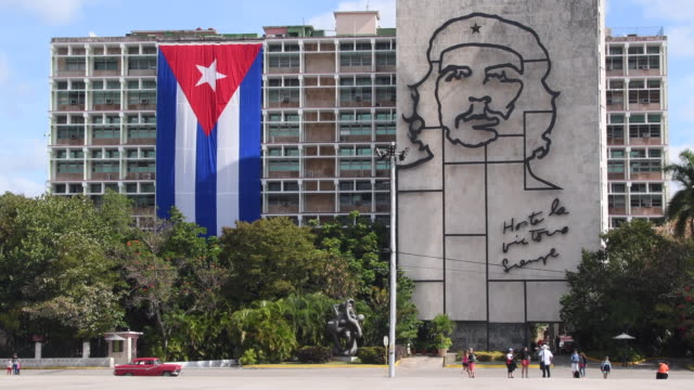 The area is a major tourist attraction in the Cuban capital / Tourism has become one of the major industries in the Caribbean island
