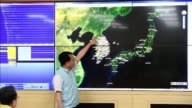 The artificial quake in North Korea thought to be its sixth nuclear test was five to six times more powerful than the tremor from Pyongyang's fifth...
