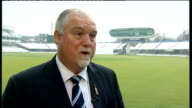 Interview Mike Gatting former England captain ENGLAND London Lord's Cricket Ground EXT Mike Gatting interview SOT An awful lot of hard work has gone...