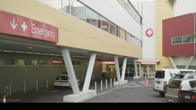 The Auckland City Hospital