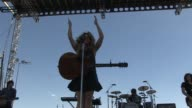 PERFORMANCE The Band Perry at iHeartRadio Music Festival Village Day 2 PERFORMANCE The Band Perry at iHeartRadio Music on September 21 2013 in Las...