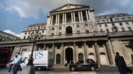LA WS The Bank Of England building in London The Bank of England has again held interest rates at a record low of 05% for five years