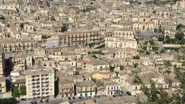 The Baroque city of Modica, Sicily