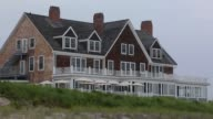 The Bath and Tennis club is an exclusive membersonly club on the beach in Southampton NY is seen on July 22 2017 Photographer Timothy Fadek Shots...