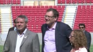 The Beira Rio stadium in Porto Alegre is ready for more 2014 World Cup matches if Curitiba is finally excluded from the tournament CLEAN Porto Alegre...