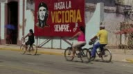 The bicycle a symbol of Cuba's crisis following the fall of the Soviet bloc is now making a comeback on the island after tourists and users...