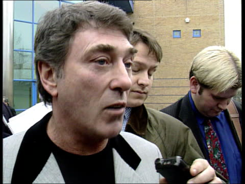 'The Bill' actor William Murray cleared of assault ITN Essex Basildon William Murray actor from 'The Bill' away from court after being cleared of...