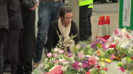 The Bishop of Shrewsbury led prayers today for two policewomen killed on duty in Greater Manchester last week A number of church services were held...