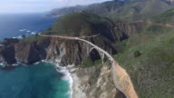 The Bixby Creek Bridge in Big Sur National Park is one of California's most iconic travel destinations.