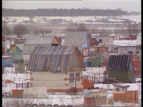 The Boris Yeltsin collection Yeltsin visits town of Saratov