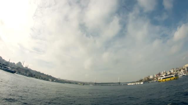Der Bosporus-Brücke